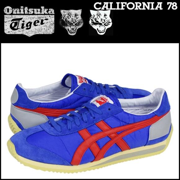 low priced 29eef c0066 Onitsuka Tiger Men's Sz 11 California 78 Vin Blue